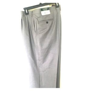 NWT Ralph Lauren Grey dress pants